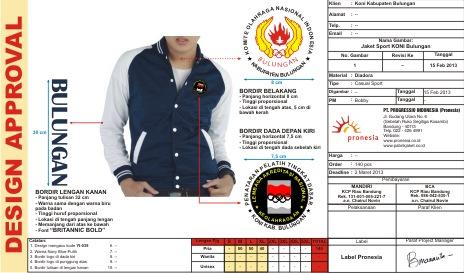 Jaket Sport Casual